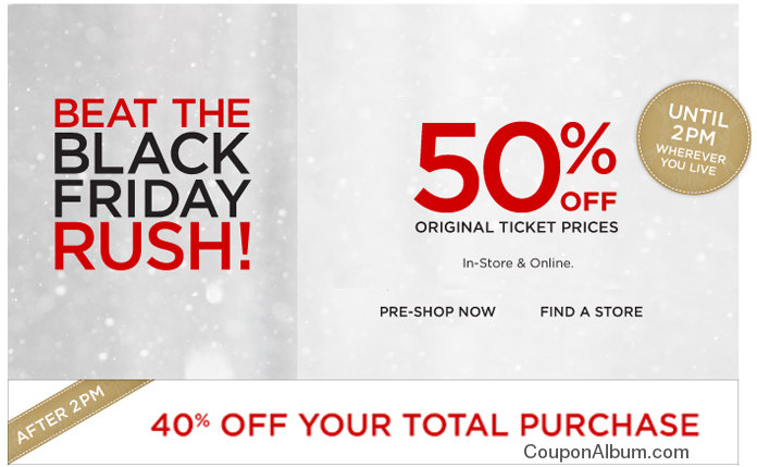thelimited black friday savings