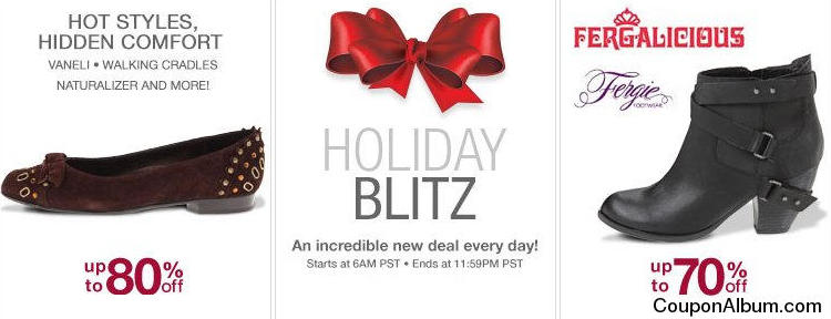 6PM Holiday Blitz