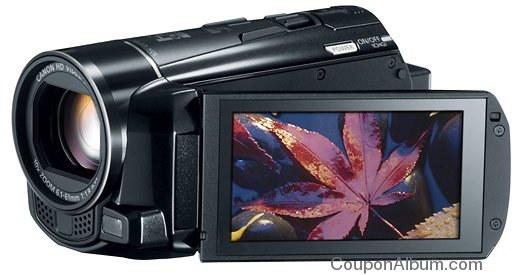 Canon VIXIA HF M50 HD Camcorder