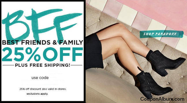 Steve Madden Best Friend & Family Event
