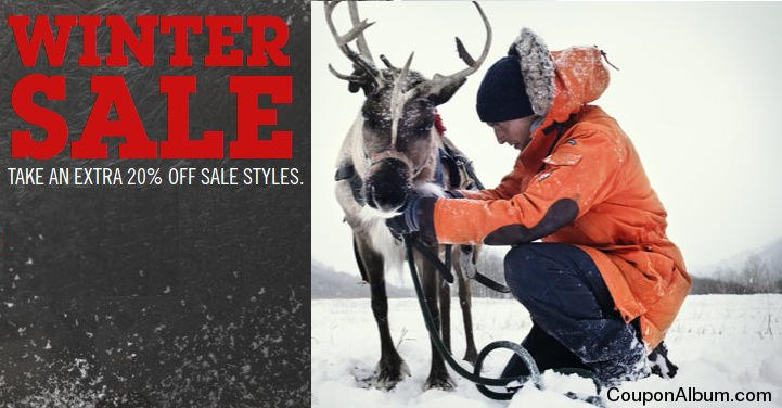 Timberland Winter Sale