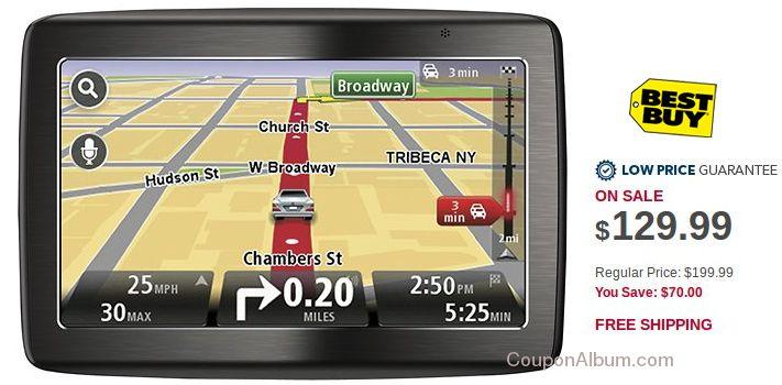 TomTom - VIA 1535TM GPS Navigator