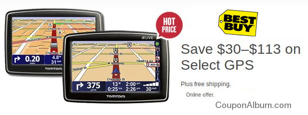 bestbuy gps deals
