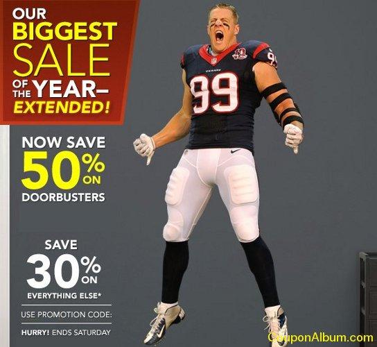 fathead biggest sale