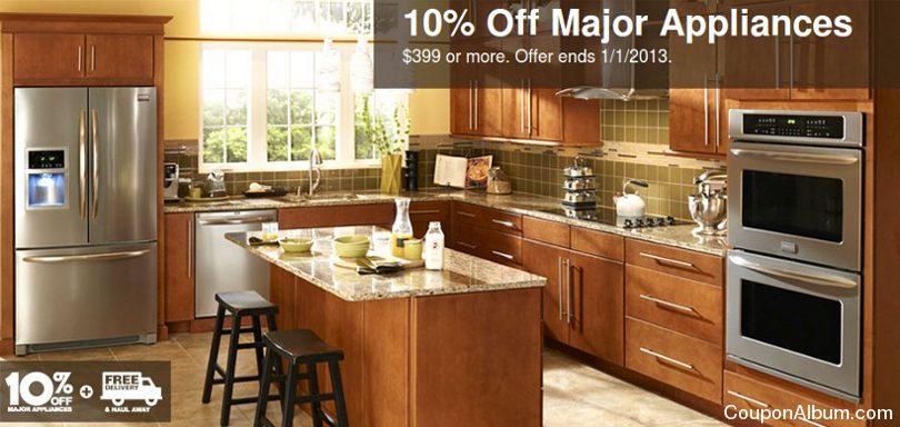 lowes appliances coupon