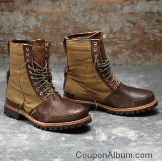 men timberland boot