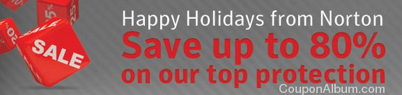 norton happy holiday savings
