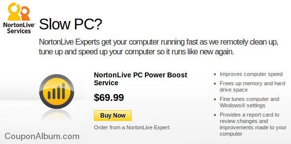 norton pc power boost