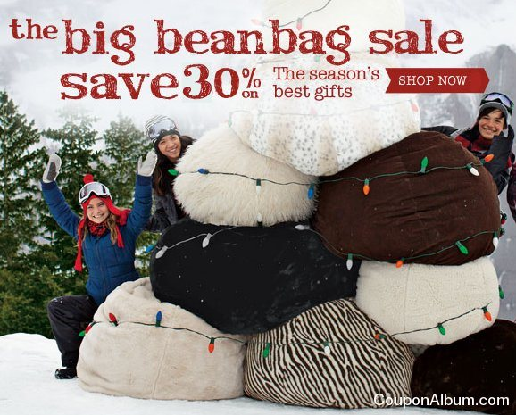 pbteen the big beanbag sale