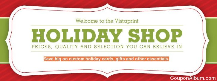 vistaprint holiday gifts