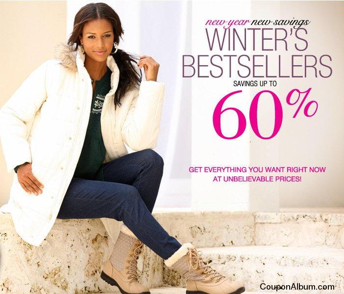 Roaman's Winter BestSellers