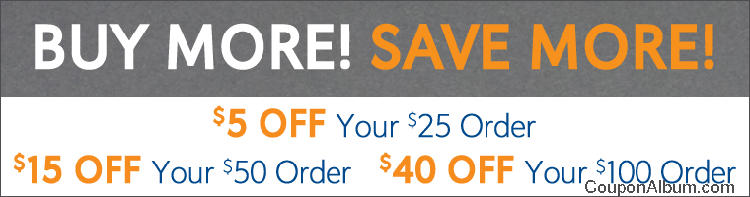 Vistaprint Buy More & Save More