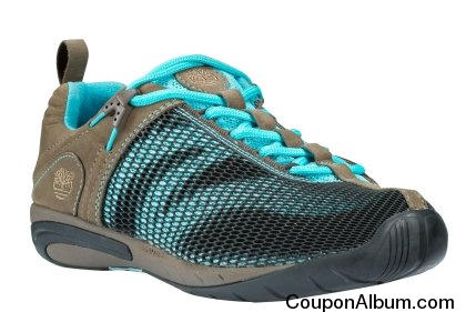 Women's Earthkeepers BareStep Mesh Trail Oxford