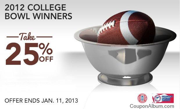 college bowl game fatheads