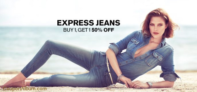 express womens jeans coupon
