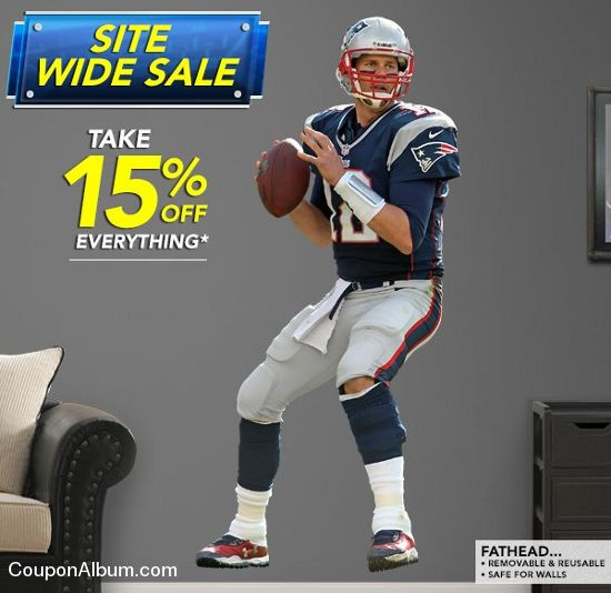 fathead online coupon