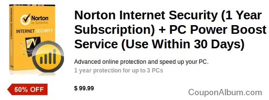 norton internet security bundle