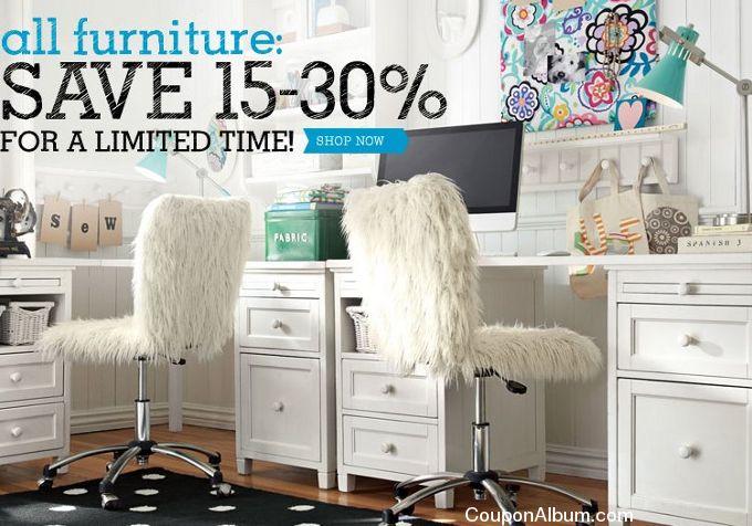 pbteen furniture