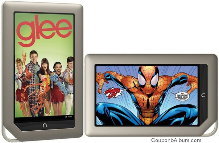 pre-owned nook tablet