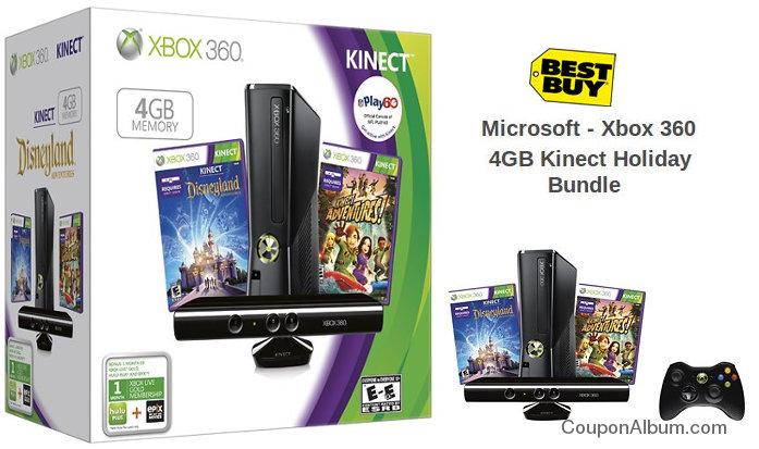 xbox 360 holiday bundle