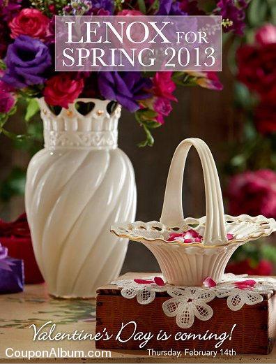 Lenox Spring 2013