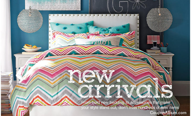 Pottery Barn Teen Hot Coupons! | Online Shopping Blog