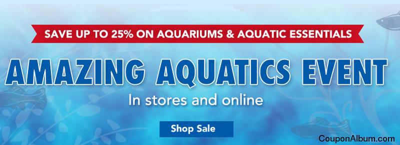 PetSmart Amazing Aquatics Event