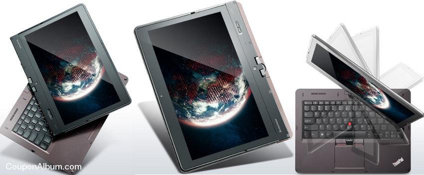 ThinkPad Twist Multitouch Ultrabook