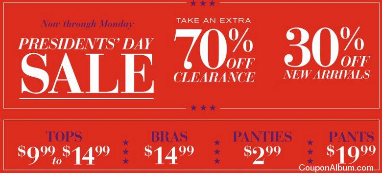 lane bryant presidents day sale
