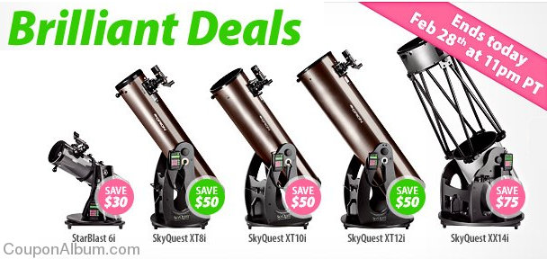 orion intelliscope sale
