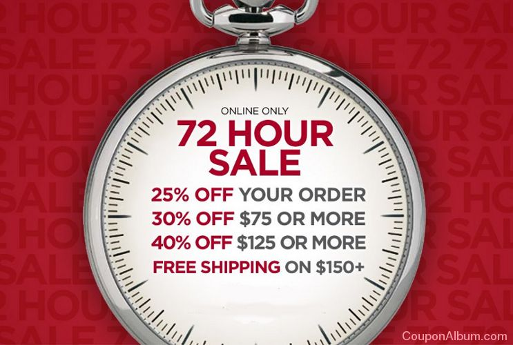 catherines 72 hour sale