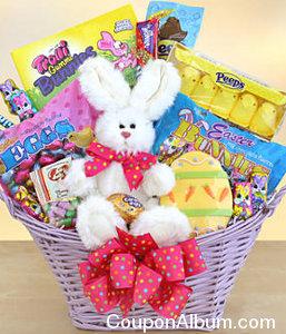 Proflowers easter flowers gifts online shopping blog deluxe easter morning giant hoppy easter basket negle Gallery