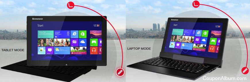 lenovo ideapad lynx k3011 tablet