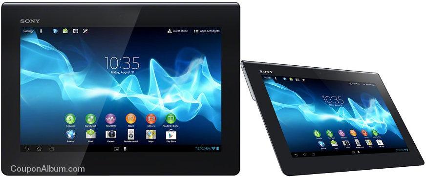 sony experia tablet