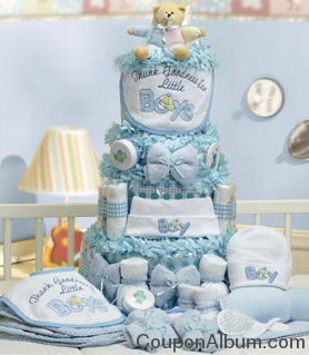 deluxe baby-cakes boy essentials
