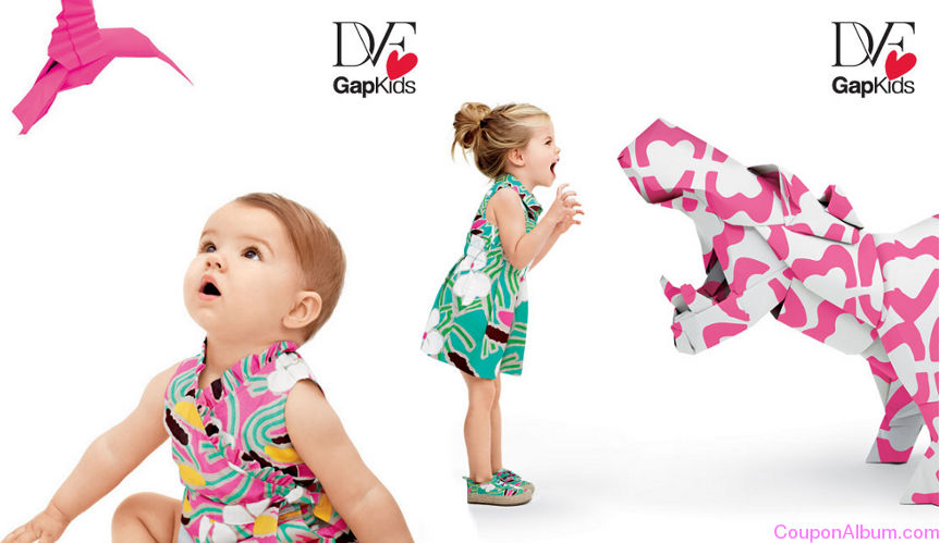 diane von furstenberg gap kids collection