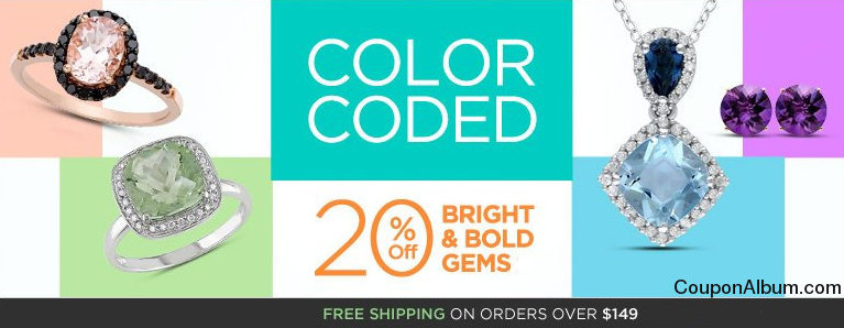 ice.com bright and bold gems offer