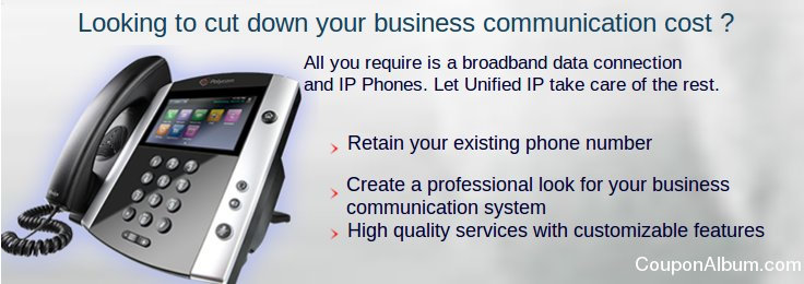 unified ip coupons