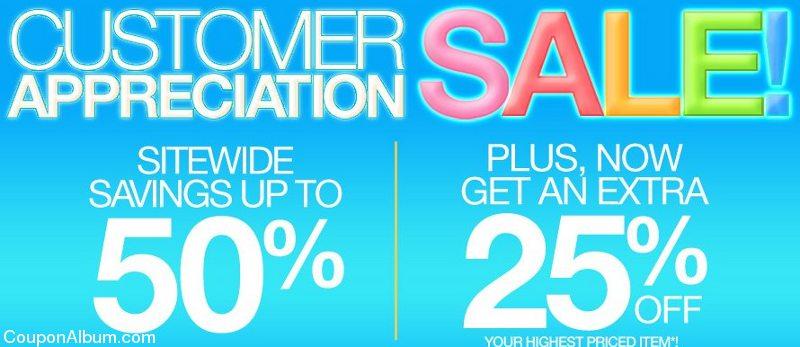 brylane home customer appreciation sale