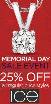 ice memorial day savings