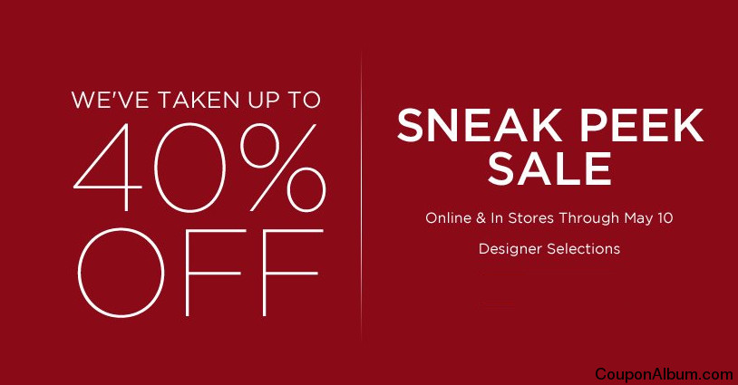 25% Off Saks Off Fifth Promo Code | Pre-Black Friday. The