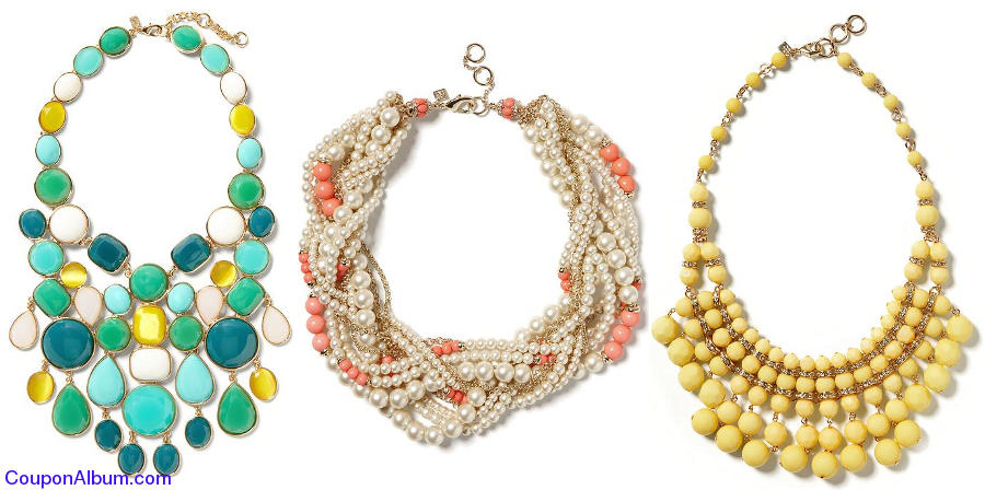 statement necklace 2013
