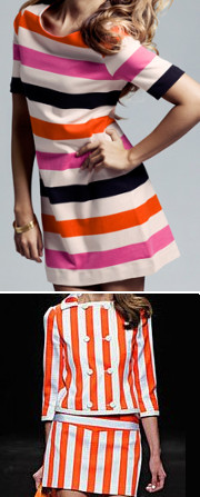striped fashion trends