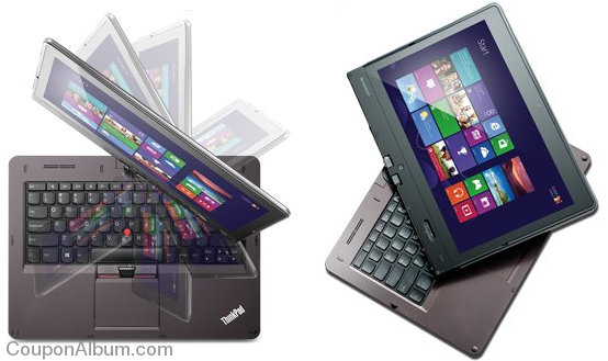 thinkpad twist multitouch ultrabook