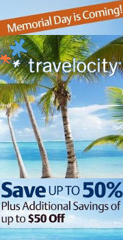 travelocity memorial day sale