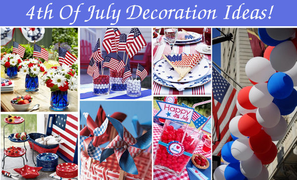 4th Of July Decoration Ideas For Home! by maria johnson