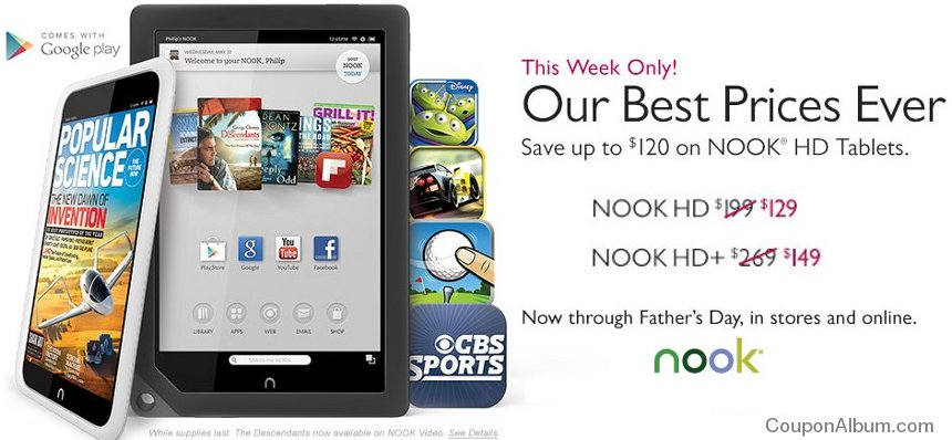 barnes-nobel all new nooks