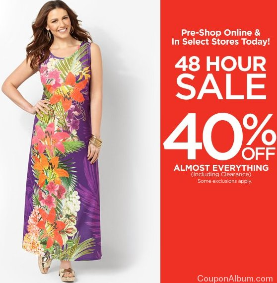 catherines 48 hour sale