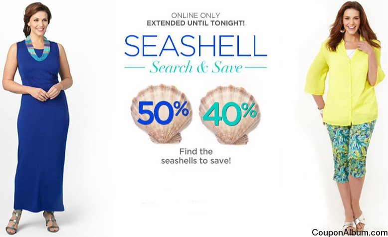 catherines seashell search and save sale
