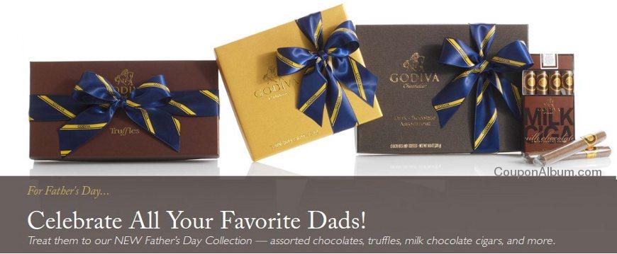 godiva fathers day chocolates